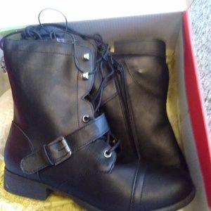 NEW American Rag Combat Style Boots